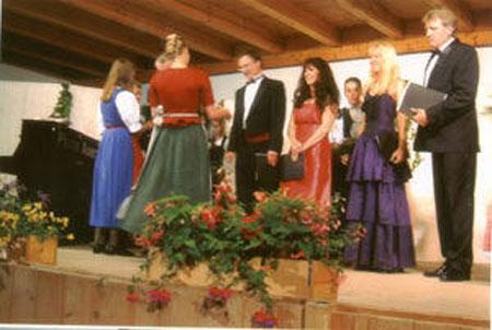 Regina Alania - Quartett Camerata Belcanto